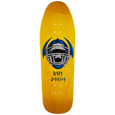Johnson Jock Skull R7 SP - Blue & Gold Boardshop
