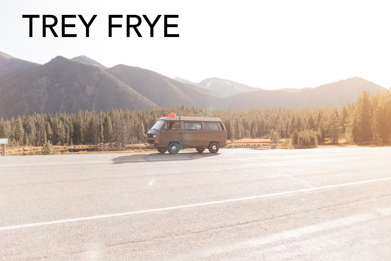 Trey Frye, Fryes Van, Dulo Supply Co.