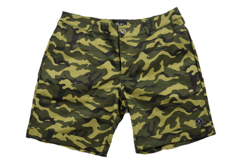 Camo shorts, summer shorts, above knee shorts, comfortable shorts, spring shorts, mens shorts