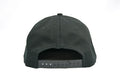 snapback hat, hat, headwear, men's hat, black hat, dulo supply co.