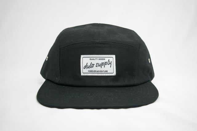 hat, cap, headwear, 5 panel hat, camper hat, men's hat, dulo supply co.