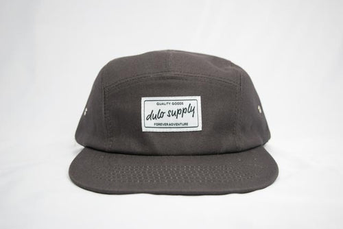 hat, cap, headwear, 5 panel hat, camper hat, men's hat, dulo supply co