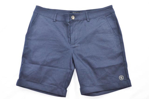 Navy blue shorts, summer shorts, above knee shorts, comfortable shorts, spring shorts, mens shorts