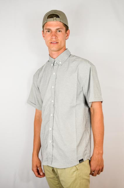 The Milo Shirt (Grey)
