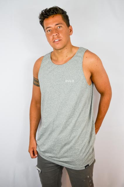 The Jeter Tank (Grey)