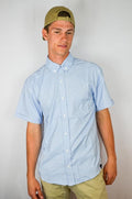 The Milo Shirt (Blue)