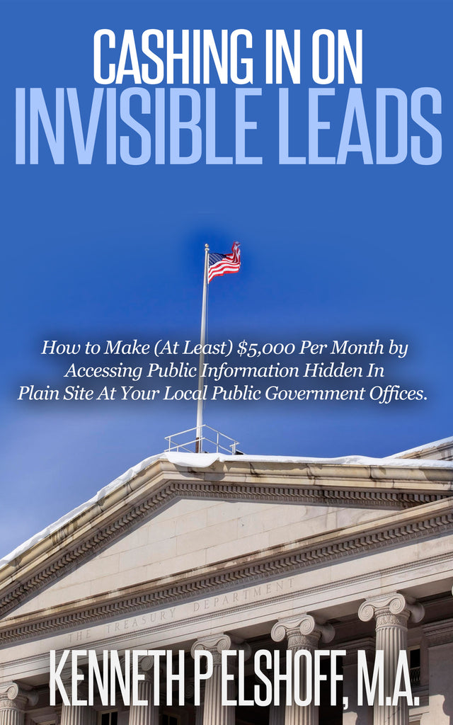 Invisible Leads Step By Step Instructional Manual