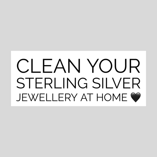 Caring for your jewelry