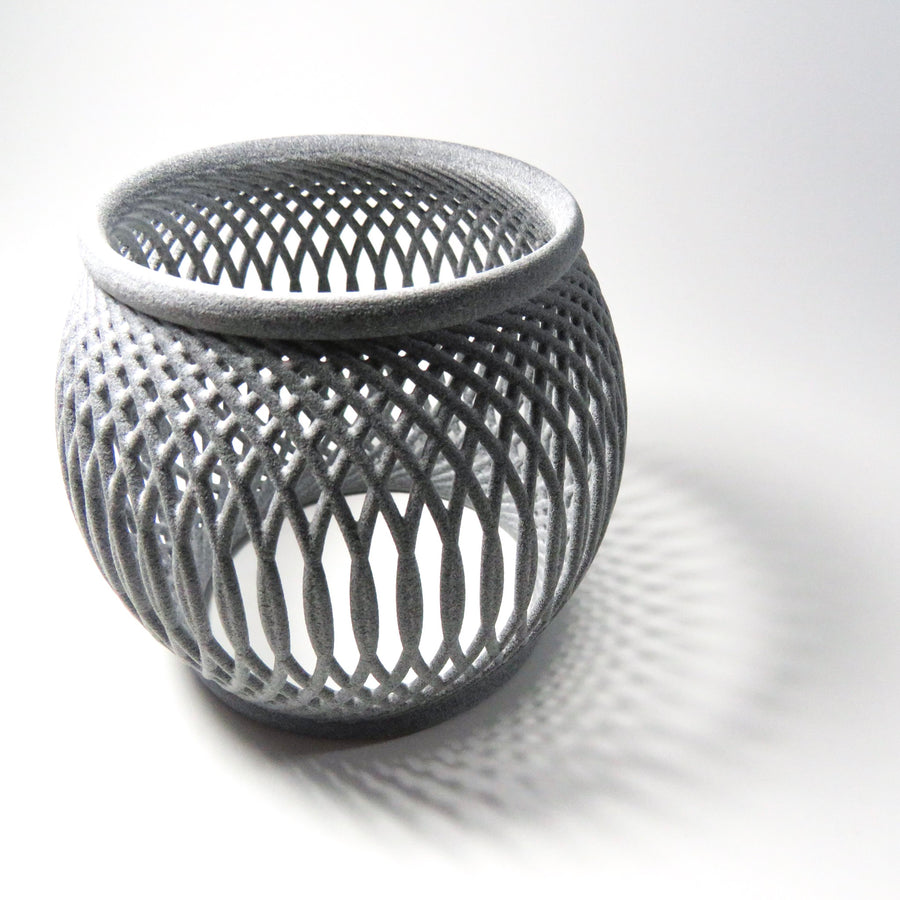 Mega Bangle 3D Printed by GAMENT Designs