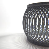 Parametrically Designed 3D Printed Mega Bangle in Slate