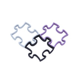 3D Printed interlocking puzzle pieces