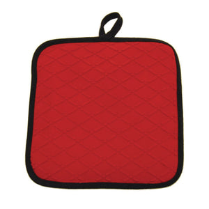 "8"" x 8"" Silicone/Cotton Pot Holder/Trivet"