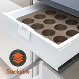 Non-Stick Carbon Steel Muffin Pans