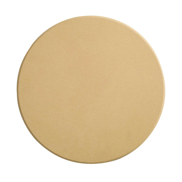 Round Clay Pizza Stone (14 Inches)
