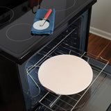 15-Inch Pizza Stone and Rack