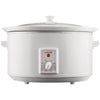 8Q Slow Cooker WHT