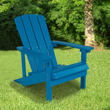 Charlestown All-Weather Adirondack Chair in Faux Wood