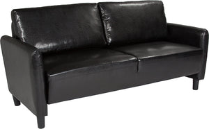 Candler Park Upholstered LeatherSoft Sofa