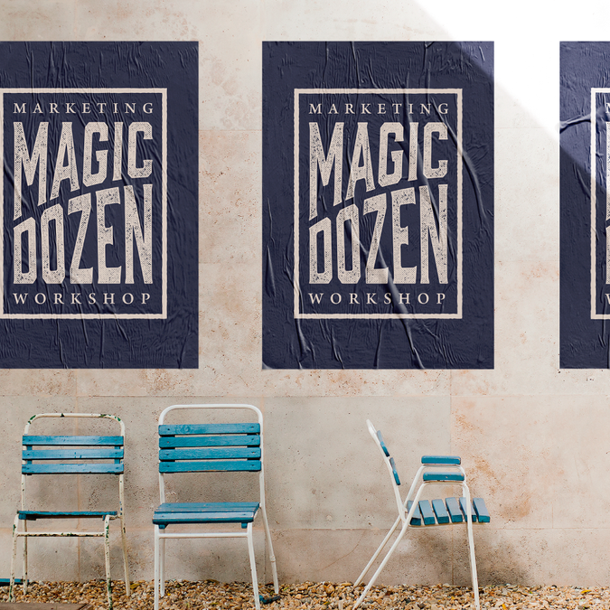 Be One of the Magic Dozen