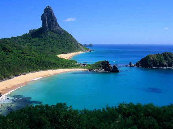 Best beach in brazil