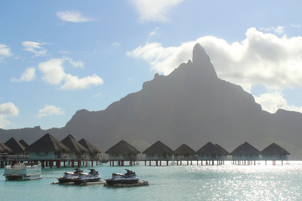 French Polynesia is a real paradise