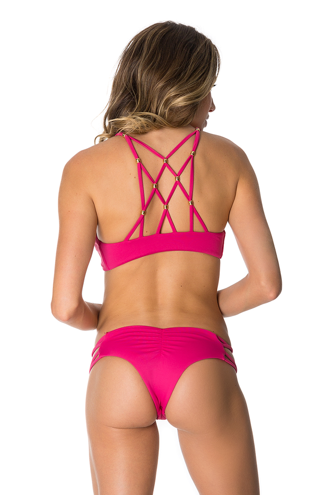 Mairin Bottom in Paradise Pink