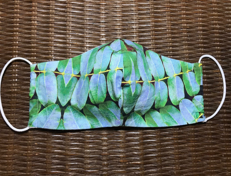 Fashion masks -MASKINI  Leaves