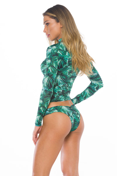 Bottom Waverly Evergreen Reversible