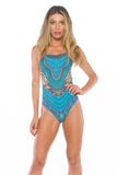 Carijo Amazonia Reversible One piece Swimsuit