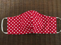 Fashion masks -MASKINI Polka dot