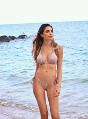 Nude Pineapple Samba Top and Vida bottom Jasmine Tosh