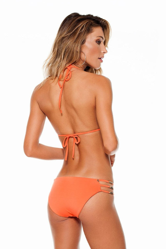 Deusa Bikini with Full Coverage Bottoms