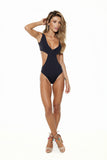 Lina One Piece Black