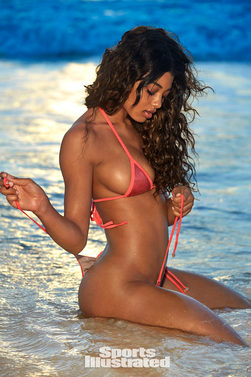 Daiquiri Bikini SI Swimsuit 2018 Danielle Herrington