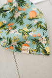 Peachy Cotton Co Orchard Bandana