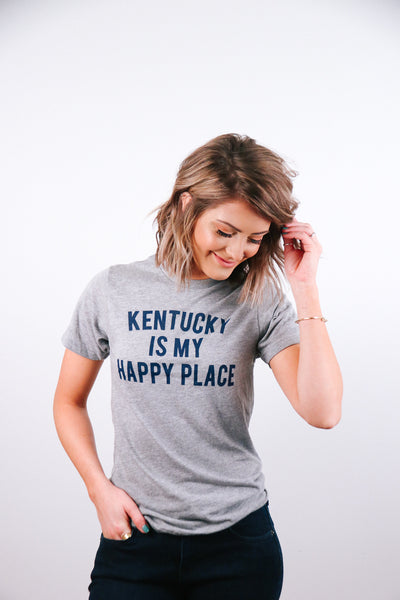 Happy Place Classic Tee