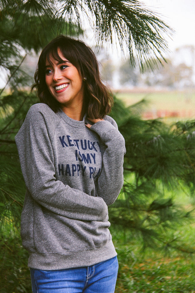 Happy Place Sweatshirt