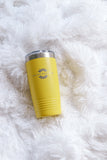 Yellow Rose 20 oz. Tumbler//Yellow