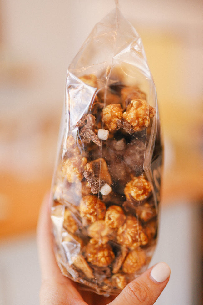 S'Mores Crunch Popcorn