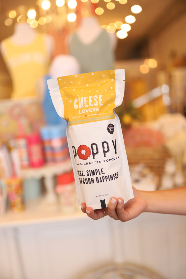 Cheese Lovers Popcorn