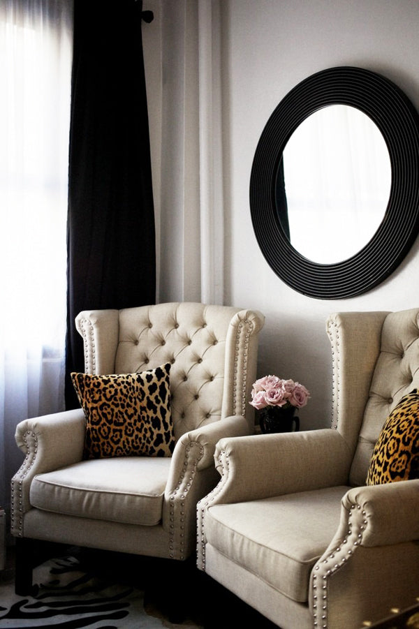 leopard-velvet-pillows-tufted-chairs