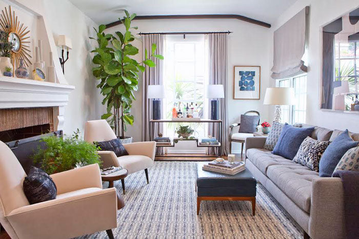 Designer Spotlight Lindsay Pennington Arianna Belle Blog - living room