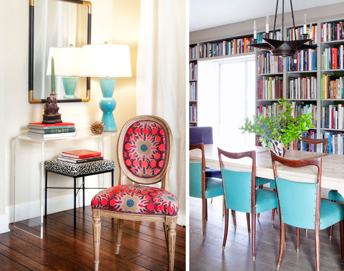 Designer Spotlight Lindsay Pennington Arianna Belle Blog - table and chair