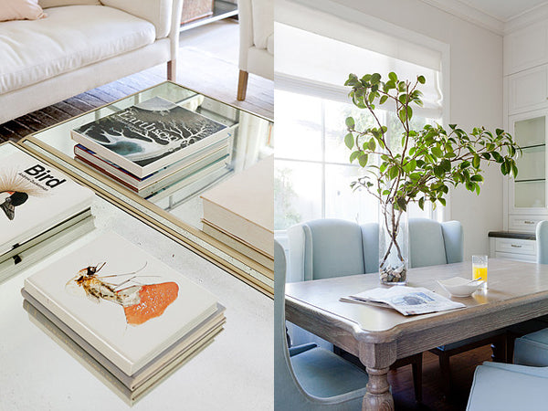 Designer Spotlight: Lucie Ayres | Arianna Belle Blog | Books & Dining Room Table