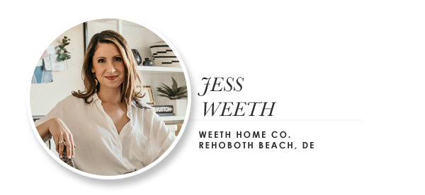 Designer Spotlight Jess Weeth