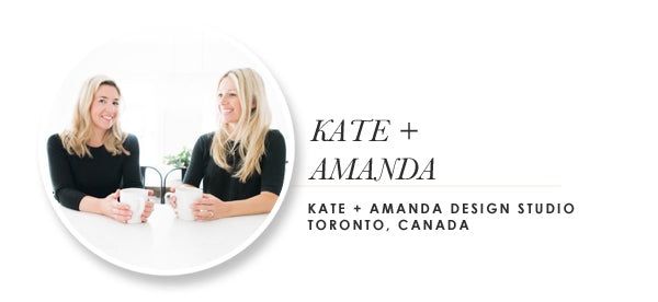 Designer Spotlight Kate + Amanda - Arianna Belle Blog