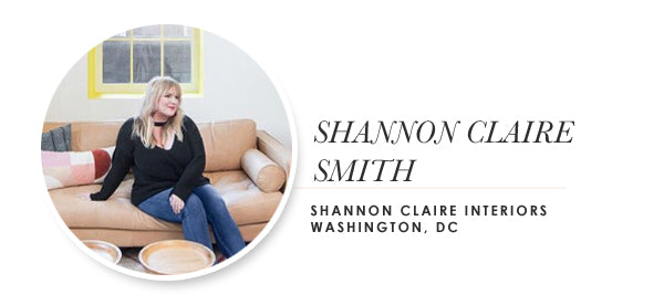 interior designer Shannon Claire Smith | Designer Spotlight series Arianna Belle Blog