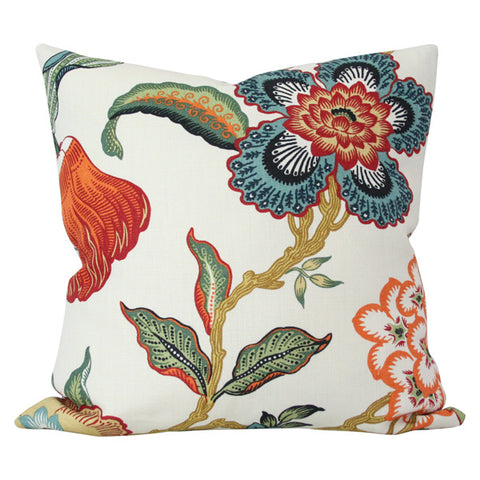 Hot House Spark designer pillow - Design A