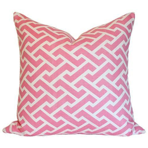 Aga Reverse Watermelon Custom Designer Pillow | Arianna Belle