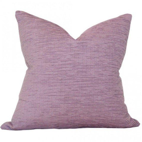 Amethyst Textured Custom Designer Pillow | Arianna Belle
